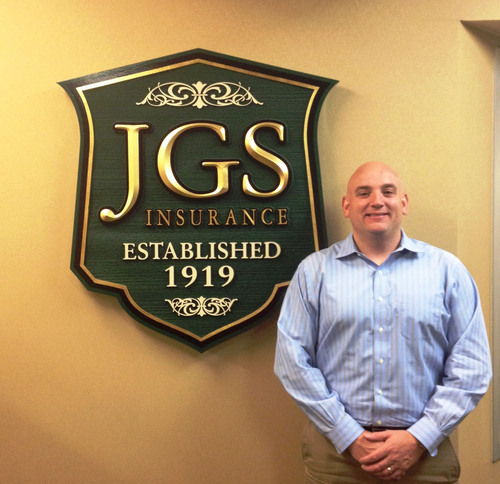 Paul Samson VP Of Risk Control at JGS Insurance.  (PRNewsFoto/JGS Insurance)