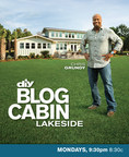 Tune in Tonight and Enter for a Chance to Win DIY Network's Blog Cabin. (PRNewsFoto/HGTV)