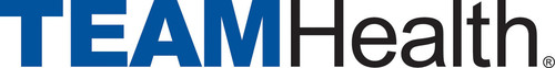 TeamHealth logo.