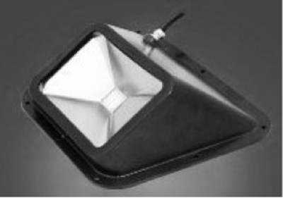 Ballistic Flood Light - 30 watt and 50 watt replaces up to 400w HID and provides a durable solution for both high crime regions and rough service/industrial areas.
