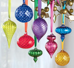 Now through December 24th, 2013 Artful Home will donate a portion of every ornament sale to the Craft Emergency Relief Fund (CERF+), a national emergency fund for artists dealing with personal or natural disasters.  (PRNewsFoto/Artful Home)