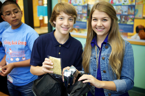 Disney Channel star Jake Short and Olivia Osteen, niece of Pastor Joel Osteen, team together for Blessings in a  ...