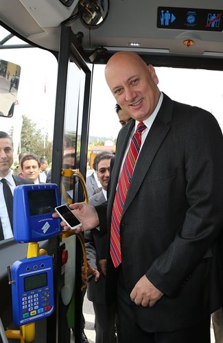 Another First for Turkey from Turkcell: Use of Turkcell Wallet on Public Transportation