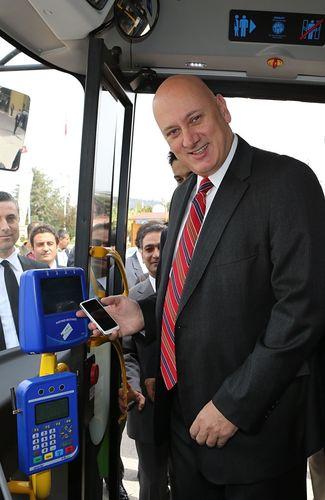Turkcell CEO Sureyya Ciliv