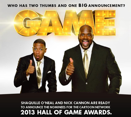 Cartoon Network Announces Voting Categories And Nominees For The Third Annual Hall Of Game(TM)