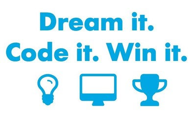 Dream it. Code it. Win it.