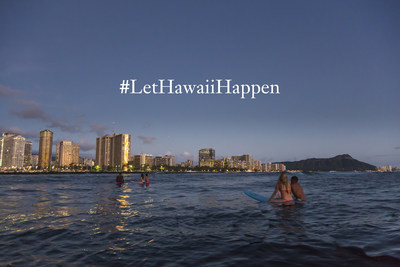 Oahu is famous for iconic Hawaii locations like Waikiki Beach, Pearl Harbor, and North Shore. Veer from the itinerary and you'll find plenty of stories waiting to be told. #LetHawaiiHappen (PRNewsFoto/Hawaii Visitors and Convention..)