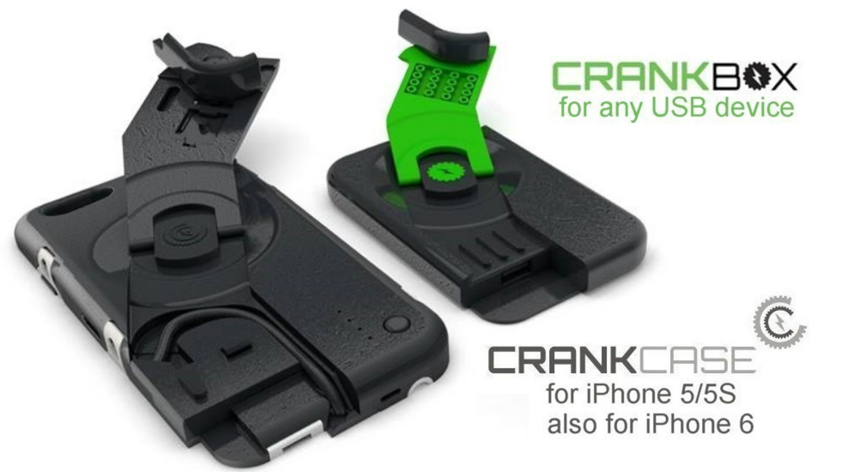 Crank Your Phone Back to Life: Ampware Introduces CrankCase