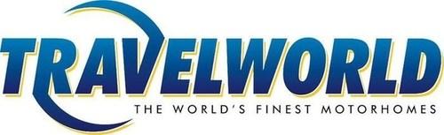 Travelworld Logo (PRNewsFoto/Travelworld Motorhomes) (PRNewsFoto/Travelworld Motorhomes)