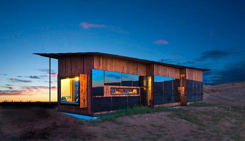 Nakai House, DesignBuildBLUFF, 2012.  (PRNewsFoto/DesignBuildBLUFF)