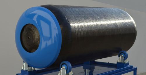 Quantum Tank.  (PRNewsFoto/Quantum Fuel Systems Technologies Worldwide, Inc.)