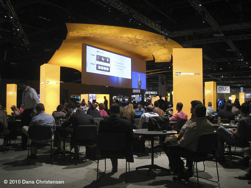 SAP's Premiere Event Supported By PRG in Frankfurt & Florida