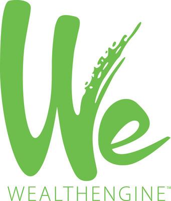 New WE Logo (PRNewsFoto/WealthEngine, Inc.)
