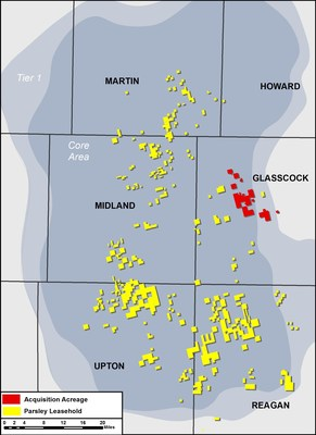 Parsley Energy Announces Midland Basin Acquisition