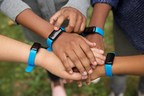 The U.S. Fund for UNICEF Offers Thousands of Unique Holiday Gifts that Save Lives, Including the World's First Wearable-for-Good(TM), The UNICEF Kid Power Band