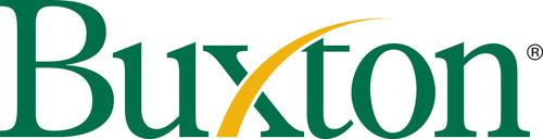 Buxton Logo. (PRNewsFoto/Buxton) (PRNewsFoto/)