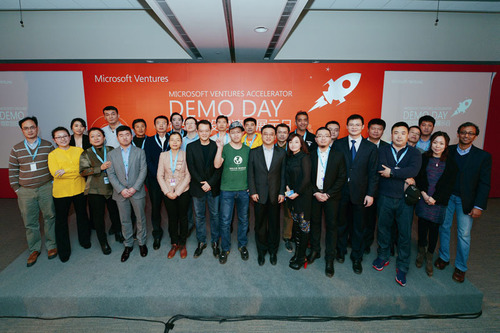 19 startups will participate in the fourth class of the Microsoft Ventures Accelerator in Beijing. ...