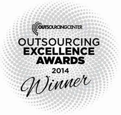Outsourcing Excellence Awards 2014