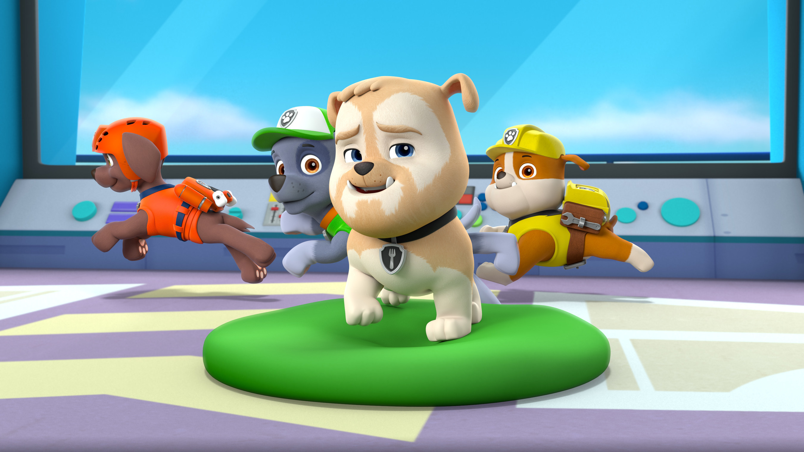 Look Out, Adventure Bay: Comedian Jim Gaffigan Joins PAW Patrol