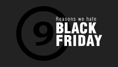 9 Reasons to Hate Black Friday Launches Amerisleeps Official Blog.  (PRNewsFoto/Amerisleep)