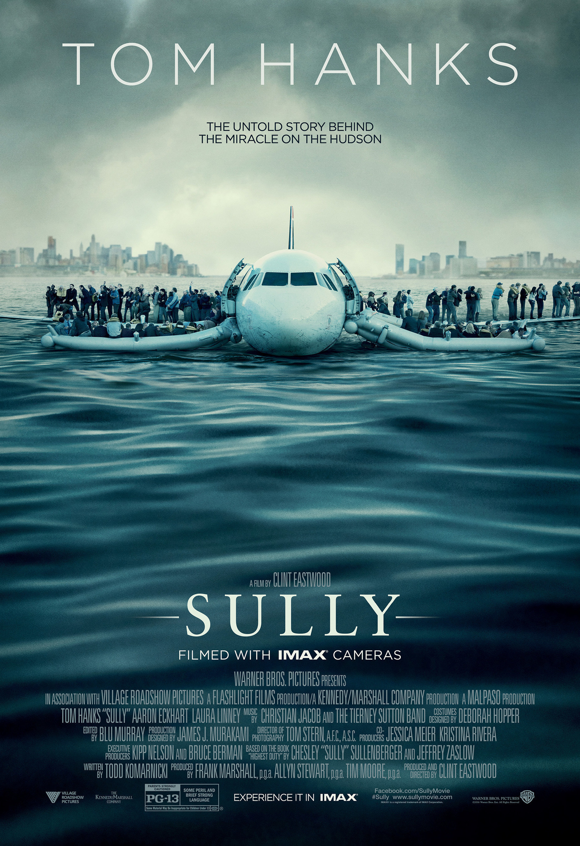 IMAX Offers Exclusive, Free Veterans Screening of Sully on Veterans Day in New York City