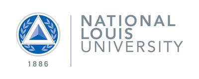 National Louis University logo.  (PRNewsFoto/National Louis University)