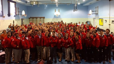 200+ Chicago City Year Corps Members Get A Jumpstart Through Comcast NBCUniversal Career Day