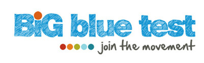 Big Blue Test - Join The Movement!  (PRNewsFoto/Diabetes Hands Foundation)