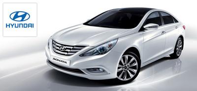Hesser Hyundai proudly offers the 2014 Hyundai Sonata to Madison, Wis. drivers. (PRNewsFoto/Hesser Hyundai)