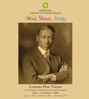 Lorenzo Dow Turner, Harvard graduate, 1917, Anacostia Community Museum Archives.  (PRNewsFoto/Smithsonian's Anacostia Community Museum)