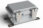 Polycase® Announces New Hinged NEMA 4X Electrical Enclosure with All-Plastic Double Latch Design