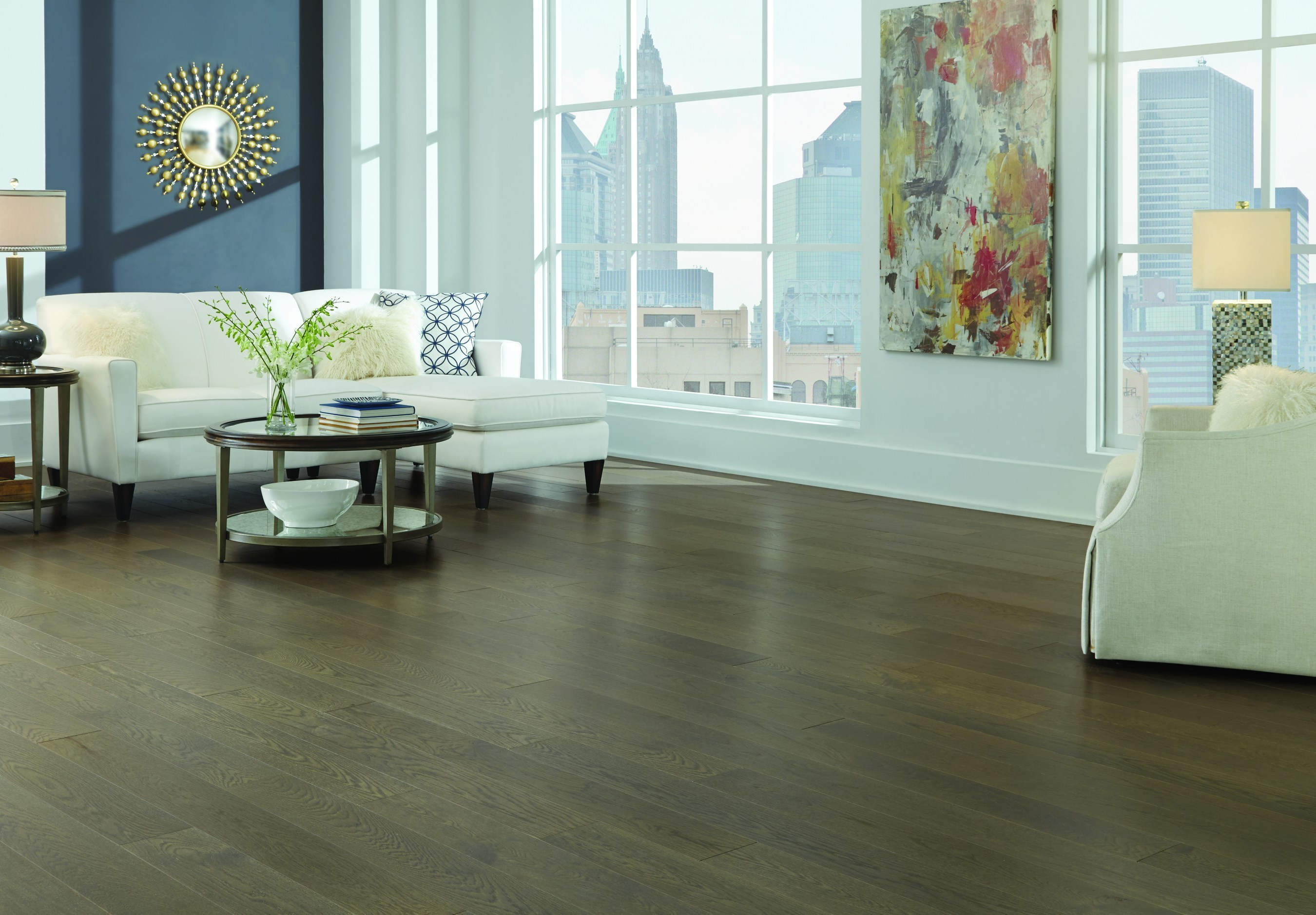 """""""Back Bay"""" From Carlisle Wide Plank Floors' New Studio Collection"""