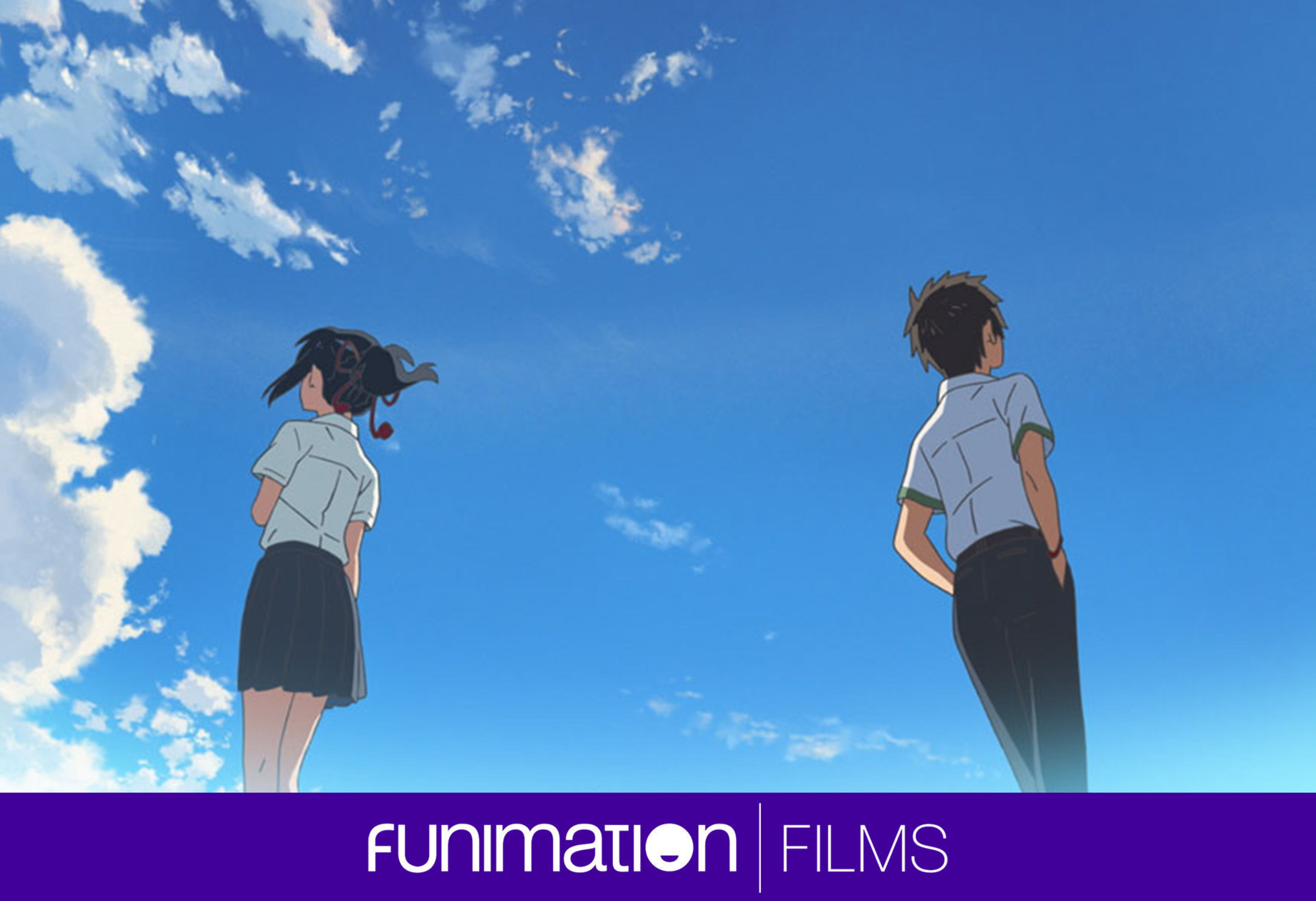 """Still from """"Your Name."""" Courtesy of Funimation Films."""