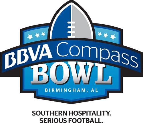 BBVA Compass Announces Title Sponsorship of the Birmingham Bowl.  (PRNewsFoto/BBVA Compass, ESPN)