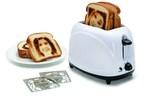 The Hammacher Schlemmer Selfie Toaster