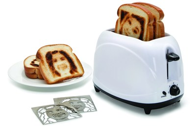 The Hammacher Schlemmer Selfie Toaster