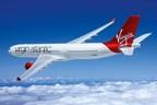 Virgin Atlantic A330 aircraft. Photo credit: Virgin Atlantic