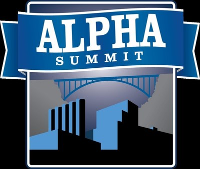 Agropur's Alpha Summit, a learning and discussion session about bovine alpha-lactalbumin.