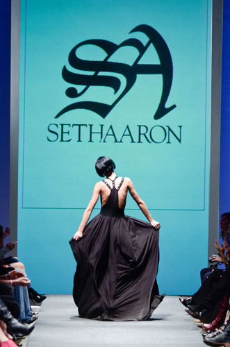 Earthtec and Seth Aaron, 'Project Runway' Winner, Debut High-Fashion Sustainable Apparel