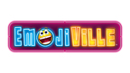 """Emojiville Logo"" attributed to Saban Brands (PRNewsFoto/Saban Brands and JAKKS Pacific)"