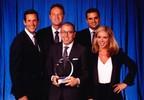 L to R: Jeff Appel, Mike Schurer, Joe Sitt, Bert Dweck, Wendy Maitland (PRNewsFoto/TOWN)