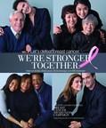 The Estee Lauder Companies' 2014 Breast Cancer Awareness Campaign #BCAstrength (PRNewsFoto/The Estee Lauder Companies Inc.)