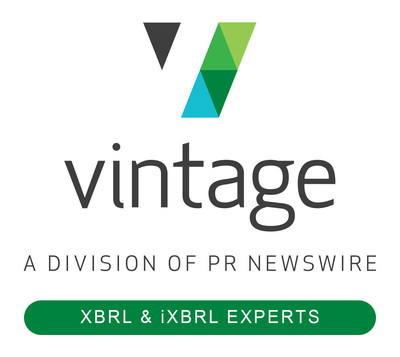 fleXBRL Program to Adopt Inline XBRL:Vintage's flexible XBRL program matches the SEC's regulatory initiative and an issuer's workflow requirements