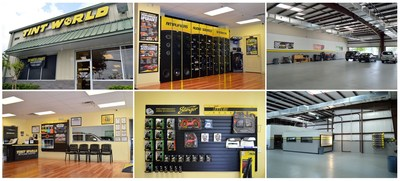 Owned and operated by Barbra Muller, the new Longwood store is minutes from Orlando and is one of the largest Tint World(R) locations in the country.