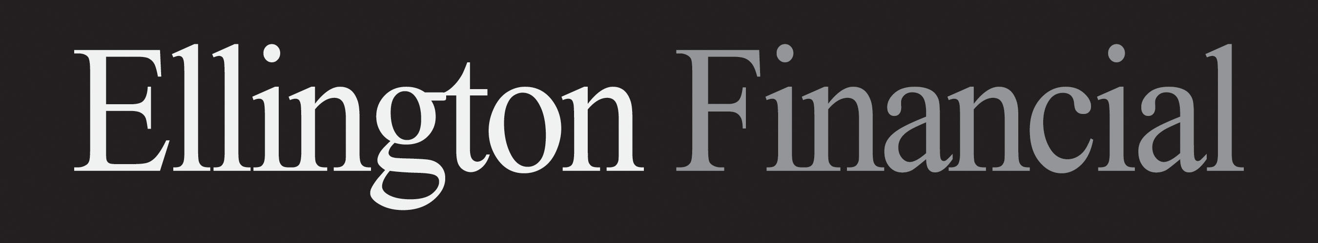 Ellington Financial LLC.