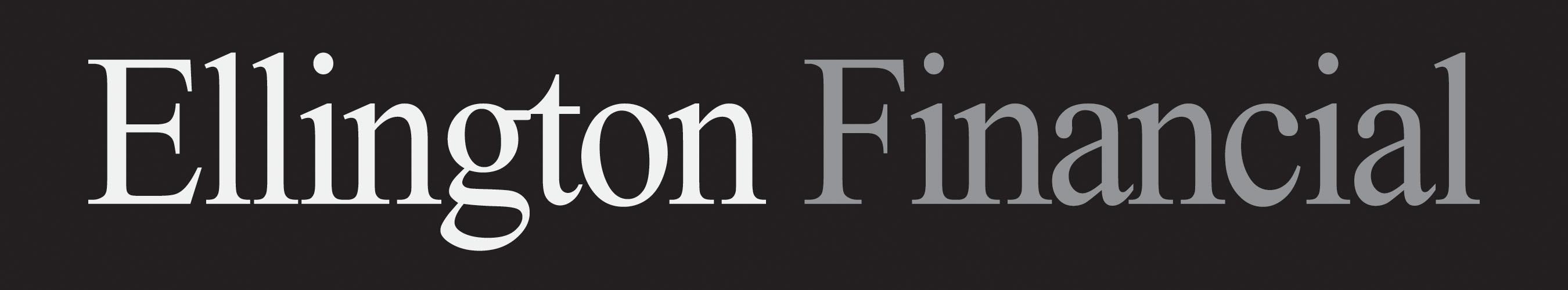 Ellington Financial LLC. (PRNewsFoto/Ellington Financial LLC) (PRNewsFoto/ELLINGTON FINANCIAL LLC)