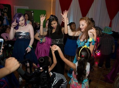 Patients at St. Joseph's Children's Hospital in Tampa enjoyed music, dancing and dinner during a prom held in their honor Friday, April 29, 2016. The hospital hosts the annual event for patients who were unable to attend their own school dance due to hospitalization or who, due to chronic or life-threatening conditions, may never have the opportunity. Photo by Will Staples