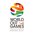 World OutGames Miami 2017 logo