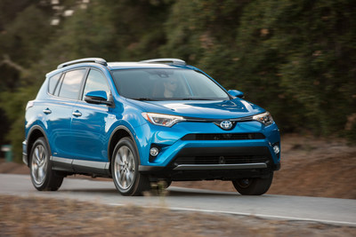 All-New Toyota Prius, RAV4 Hybrid to Electrify New England Auto Show