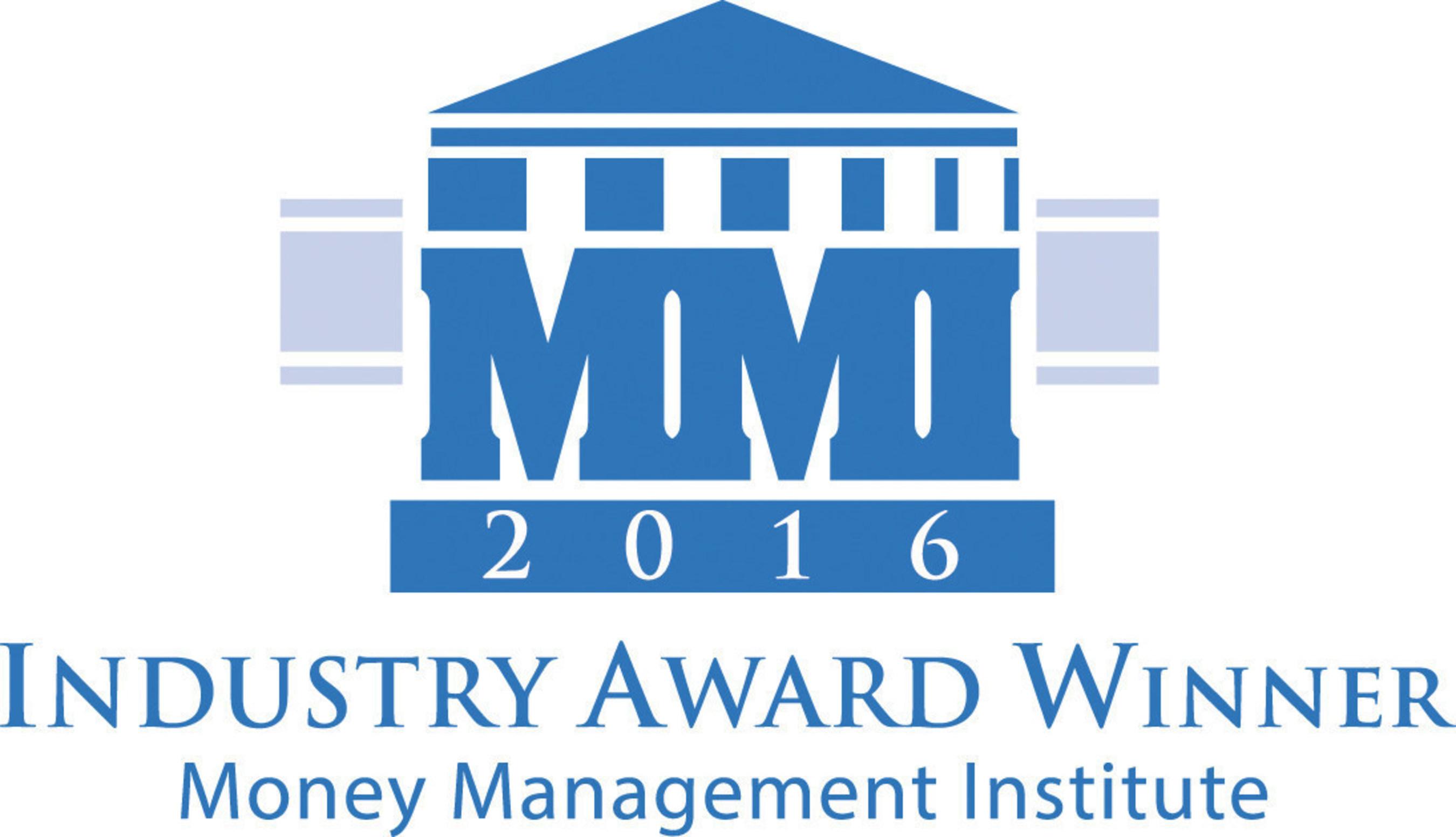 MMI 2016 Industry Award Winner.